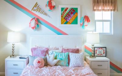 Children's Bedrooms Should Be Magic Lands